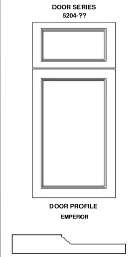 lacquer kitchen door style 5204