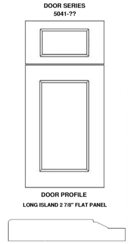 lacquer kitchen door style 5041