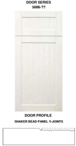 lacquer kitchen door style 5006