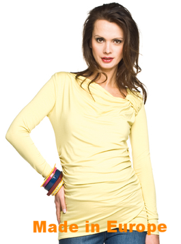 torelle tunic yellow
