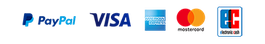 Zahlungsmöglichkeiten PayPay Kreditkarte VISA MasterCard AmEx