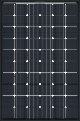 Solarmodule Solarwatt