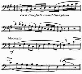 Esempio musicale n°2
