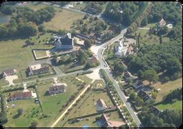 La commune de Lassay-sur-Croisne, trait d'union entre la vallée du Cher et la Sologne
