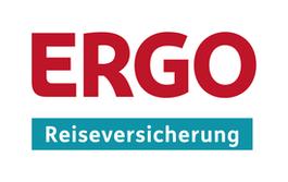 Logo der ERGO Reiseversicherung für die CDW-Versicherung