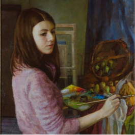Анастасия Владимировна Мещерякова