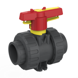 Praher 2-way Industrial Ball Valve M1