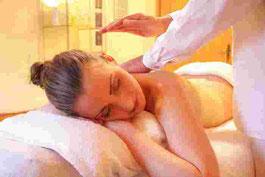 Massage - auf jeden Fall!