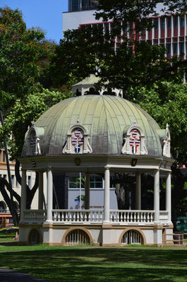 Bandstand der Royal Hawaiian Band
