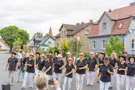 Country Linedancer Berlin-Brandenburg e. V. beim Heidefest-Light