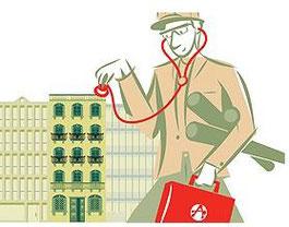 Promoción Servicio ITE preventiva Alcobendas - OMB ITE Madrid- OMB Arquitecto Técnico