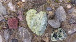Steine Herz