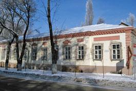 дворец Александра Первого в Таганроге