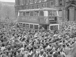 8 mai 1945, Londres