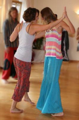 Biodanza -Tanz zu zweit