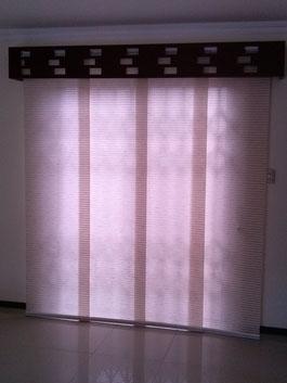 Cortinas Paneladas   Cortinas y Persianas, cortinas guayaquil