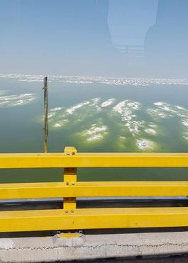 Urmia-See, Iran
