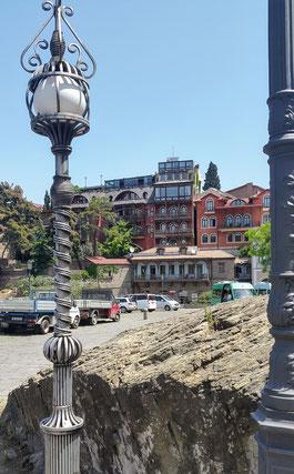 Altstadt von Tbilissi, Georgien