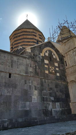 Armenisches Kloster St. Thaddäus, Iran