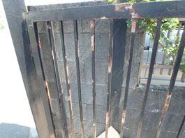 パイン工房多摩地区立川市 門扉などの塗り替え工事