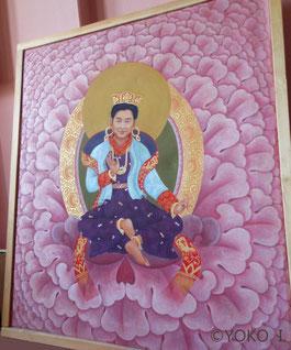 Japanese artist- YOKO J.