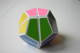 Dodecahedron Magic Cube
