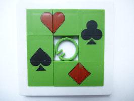 Card symbol puzzle