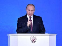 Путин Владимир, Послание Федеральному Собранию РФ, март 2018
