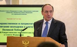Никонов В., Великая Победа, Совет Федерации