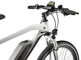 BMW e-Bike mit Bosch Motor