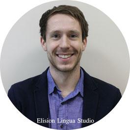 Greg репетитор носитель английского языка. Москва. Elision Lingua Studio. Английский с носителем индивидуально.