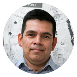 Javier репетитор носитель испанского языка из Испании. Москва. Elision Lingua Studio. Испанский с носителем индивидуально.
