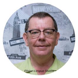 Ben репетитор носитель английского языка. Москва. Elision Lingua Studio. Английский с носителем индивидуально.