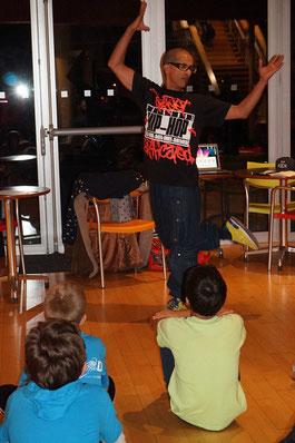 école de musique emc crolles-grésivaudan : Tayeb Benamara et les élèves de FM