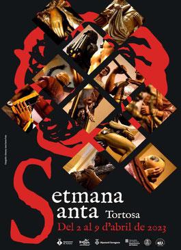 Cartel de la Semana Santa de Tortosa 2015