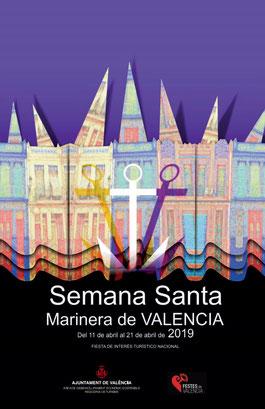 Fiestas en Valencia Semana Santa Marinera