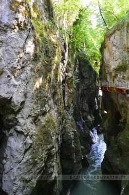 Gorges du Fiers  Haute-Savoie