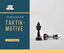 10 wichtige Taktikmotive, Schachtraining