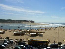Strand von Foz de Arelho