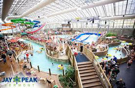 Parc aquatique de Jay Peak