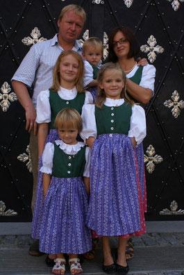 Familie Schörkhuber