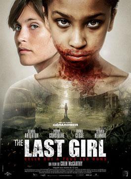 The Last Girl - Celle Qui A Tous Les Dons de Colm McCarthy - 2016 / Horreur