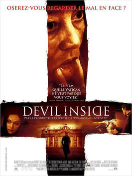 Devil Inside de William Brent Bell - 2012 / Epouvante - Horreur