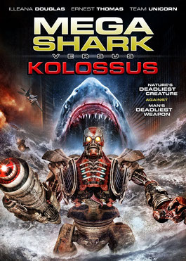 Mega Shark Vs. Kolossus de Christopher Ray - 2015 / Science-Fiction - Animal Tueur