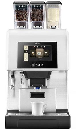 Kaffeevollautomat N&W Kalea für Unternehmen, Firmen, Büros, Hotels, Stehcafes, öffentliche Plätze, Schulen etc.
