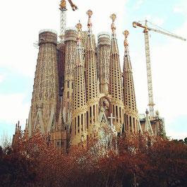 С 13 марта Храм Святого Семейства в Барселоне будет закрыт на неопределенный срок
