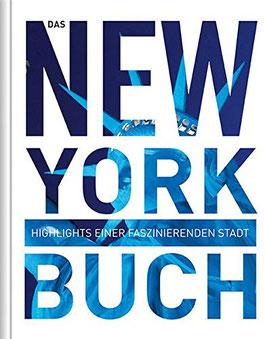 Cover des Buches Das New York Buch von Robert Fischer und Tom Jeier.