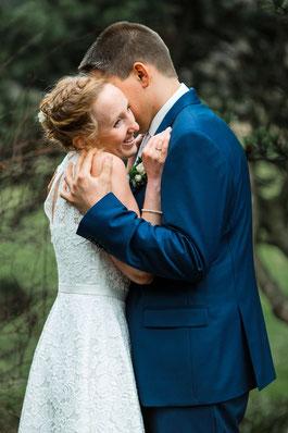 Hochzeitsreportage Lisa und Tobias, Hochzeit in Bottrop / Ruhrgebiet / NRW / Hochzeitsfotograf