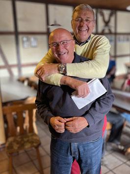 Dieter und Jürgen