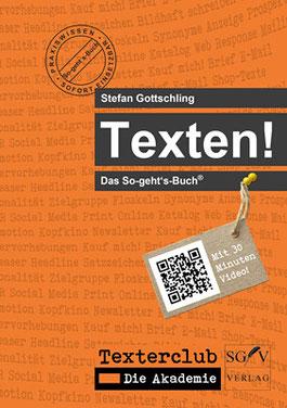 texten, texten lernen, besser schreiben